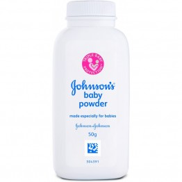 Johnsons baby powder